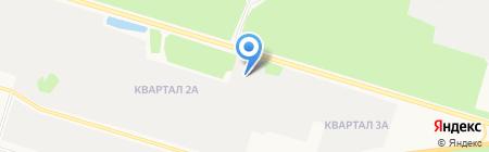 РДМ на карте Сургута