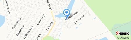 Полимер на карте Сургута
