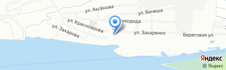 Черемушки на карте Омска