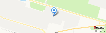 Техстройконтракт на карте Сургута