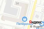 Схема проезда до компании Foto Express в Сургуте
