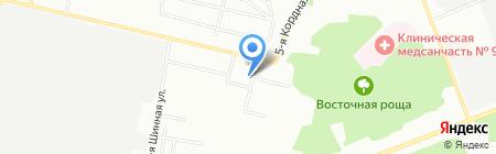 Дуэт на карте Омска