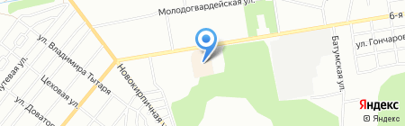 Savinelli на карте Омска