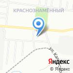 EDO на карте Омска