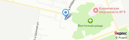 Аптека на карте Омска