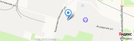 Газстройсервис на карте Сургута