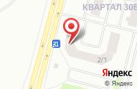 Схема проезда до компании Строящиеся объекты в Сургуте