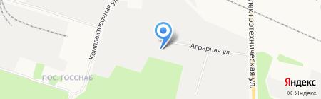 Юграэлектросетьстрой на карте Сургута