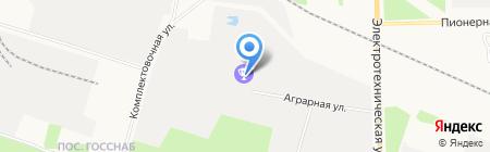 Ресурс+ на карте Сургута