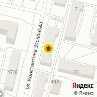 Световой день по адресу Российская федерация, Омская область, Омск, Заслонова ул, 9