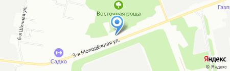 Храбрые портняжки на карте Омска