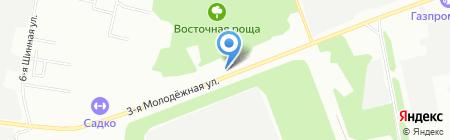Inquisitor на карте Омска