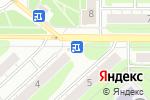 Схема проезда до компании ОмскТрансКарт в Омске