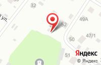 Схема проезда до компании Энергоремонт в Сургуте