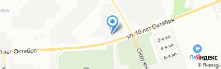 У Вартана на карте Омска