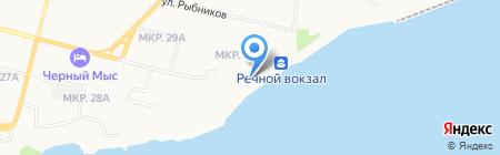 Цветы Югры на карте Сургута