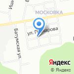 AVS-MEBEL на карте Омска
