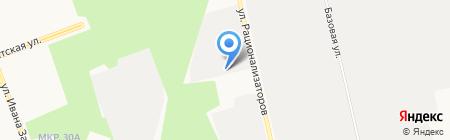 ТехникПлюс на карте Сургута
