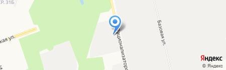 КранЦентр на карте Сургута