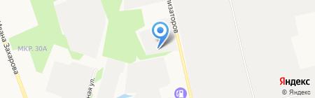 АумаПриводСервис на карте Сургута