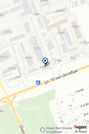 ПРОИЗВОДСТВЕННАЯ ФИРМА ДУЭТ на карте Омска