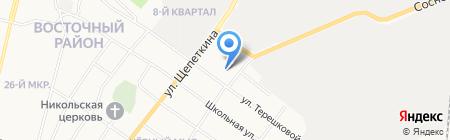 Первый автоломбард на карте Сургута