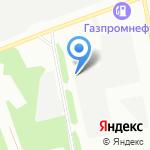 Центр СТК на карте Омска