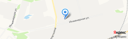 ДорРемТех Дорожные ремонтные технологии на карте Сургута