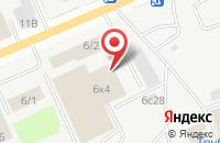 Схема проезда до компании Норд-Авто в Сургуте
