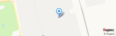 Алейские коммунальные сети на карте Сургута