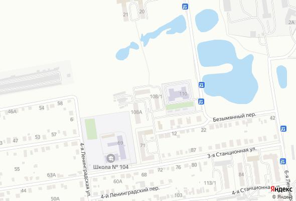 купить квартиру в ЖК на ул. 1-я Станционная