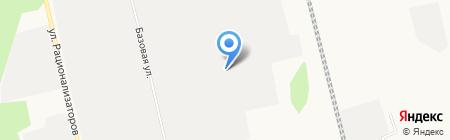 Запсибтрубмонтаж на карте Сургута