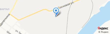СтройТоргКомплект на карте Сургута