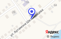 Схема проезда до компании СЕЛЬСКОХОЗЯЙСТВЕННОЕ ПРЕДПРИЯТИЕ ШАНС в Саргатском