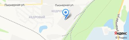 МАКРО-СТРОЙ на карте Сургута