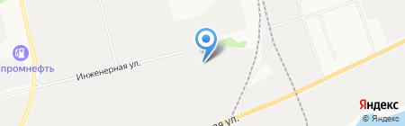 Авто Разбор Сургут на карте Сургута