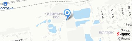 Про Строй на карте Омска
