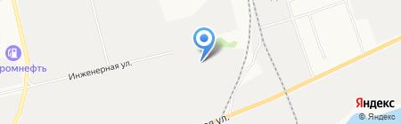 Пакер Сервис на карте Сургута