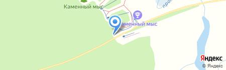 Колыба на карте Сургута