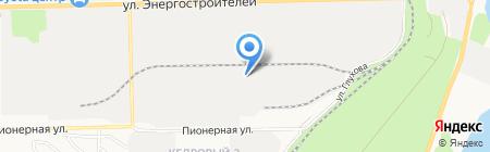 ЕНС-Архив на карте Сургута