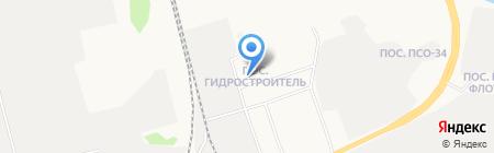 Детский сад №14 на карте Сургута