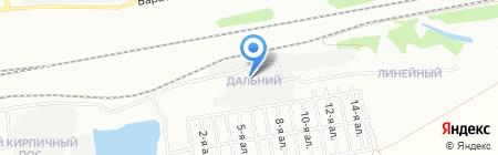 Актив на карте Омска