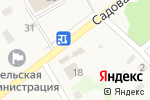 Схема проезда до компании Гарант в Иртышском