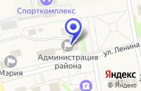 Схема проезда до компании ФГУ ЗЕМЕЛЬНО-КАДАСТРОВАЯ ПАЛАТА в Кормиловке