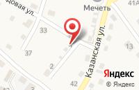 Схема проезда до компании Рекорд в Новой Отрадовке