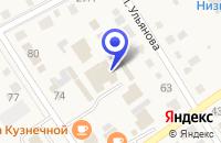Схема проезда до компании МУП МУНИЦАЛЬНЫЙ РЫНОК в Таре