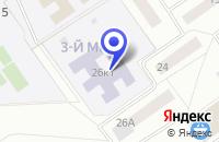 Схема проезда до компании ДЕТСКИЙ САД СОЛНЫШКО в Когалыме