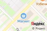 Схема проезда до компании Банкомат, Запсибкомбанк, ПАО в Муравленко