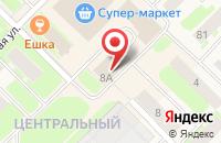 Схема проезда до компании САЛОН СОТОВОЙ СВЯЗИ БИЛАЙН в Муравленко