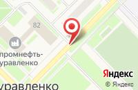 Схема проезда до компании Помощь с планшетами и смартфонами в Муравленко